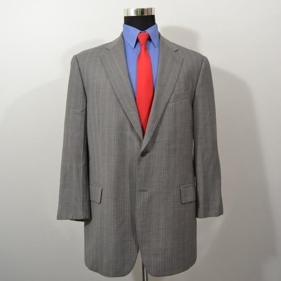 Joseph Abboud Other - Joseph Abboud 44R Sport Coat Blazer Suit Jacket Gr